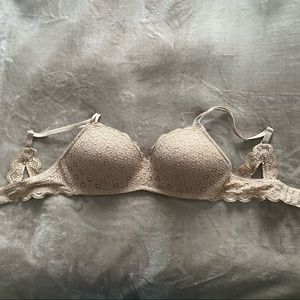 Aerie wireless push-up bra
